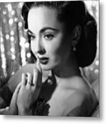 Ann Blyth, Ca. 1950s Metal Print by Everett