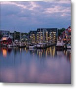 Annapolis Early Morn Metal Print