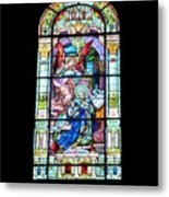 Annuciation Of Virgin Mary Mother Most Holy Metal Print