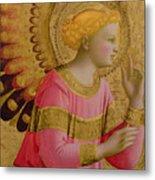 Annunciatory Angel Metal Print