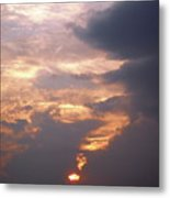 Another California Sunset Metal Print
