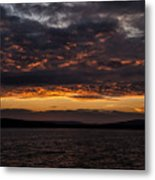 Another Colourful Sunrise Metal Print
