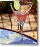 Another Cosmo Please Metal Print