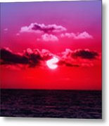Another Day Another Sunset Metal Print