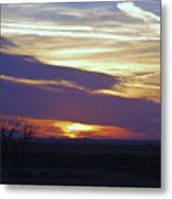 Another Day Is Gone Metal Print