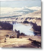Another Flathead River Image Metal Print