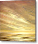 Another Golden Sunset Metal Print