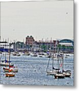 Another Harbor View Metal Print