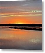 Another Hilton Head Island Sunset Metal Print