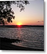 Another Hilton Head Sunset Metal Print