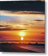 Another Island Morning Metal Print