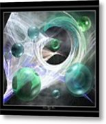 Another Place In Time Metal Print