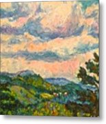Another Rocky Knob Metal Print