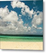 Anguilla - Another Spectacular Beach  Metal Print