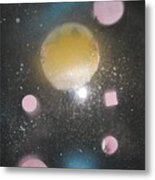 Another Unknown Galaxia Metal Print