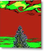 Another World On Earth Metal Print
