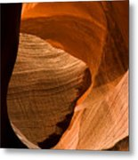 Antelope Canyon No 3 Metal Print