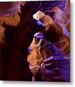 Antelope Canyon Seventeen Metal Print