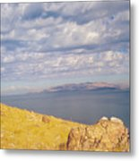 Antelope Island 3 Metal Print
