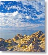 Antelope Island 4 Metal Print