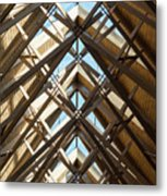 Anthony Skylights Metal Print