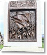 Antietam Irish Brigade Metal Print