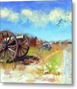 Antietam Under Blue Skies  Metal Print