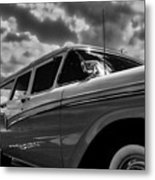 Any Ford In A Storm Metal Print