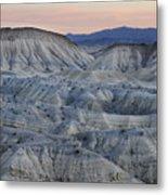 Anza-borrego Landscape Metal Print