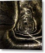 Ape Cave Metal Print