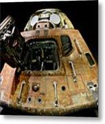 Apollo 11 Lunar Lander Metal Print