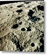 Apollo 15: Moon, 1971 Metal Print