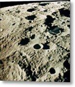 Apollo 15: Moon, 1971 Metal Print