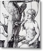 Apollo And Diana 1502 Metal Print