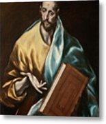Apostle Saint James The Less Metal Print