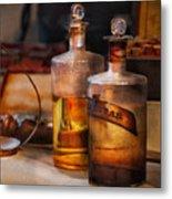 Apothecary - Magic Elixir  Metal Print
