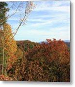 Appalachian Fall Metal Print