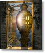 Apparition Metal Print