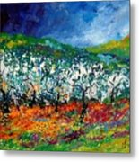 Appletrees 4509070 Metal Print