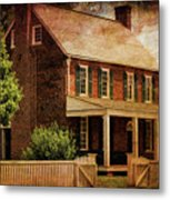Appomattox Court House By Liane Wright Metal Print
