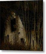 Approaching Darkness Metal Print
