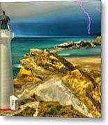 Approaching Storm 2015 Metal Print