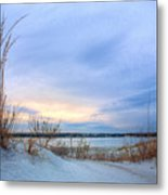 Approaching Storm Metal Print by JC Findley