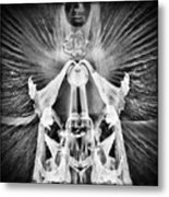 Approximate Deity Metal Print
