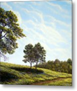 April Afternoon Metal Print