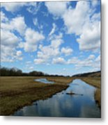 April Day Metal Print