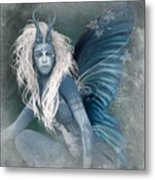 Aqua The Forest Fairy2 Metal Print