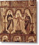 Aragon: Jesus & Disciples Metal Print