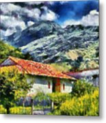 Aragua Valley Metal Print