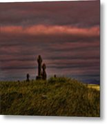 Aran Islands II Metal Print